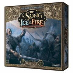 A Song of Ice & Fire Free Folk Starter Set