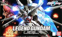 Legend Gundam ZGMF-X666S
