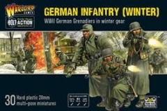 Bolt Action German Infantry (Winter)