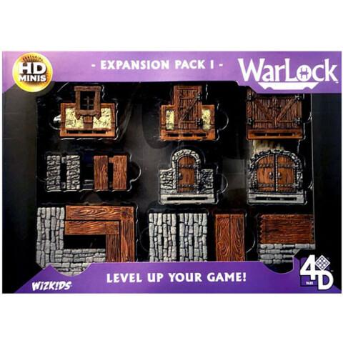Warlock Tiles Doors & Archways