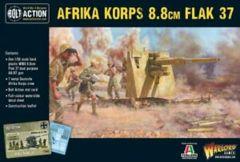 Bolt Action Afrika Korps 8.8cm Flak 37