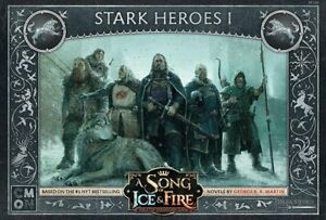 A Song of Ice and Fire Stark Heroes I