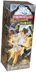 Heroclix Collateral Damage Booster