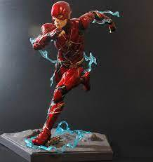 Flash Statue