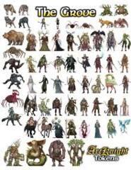 ArcKnight Miniatures: The Grove