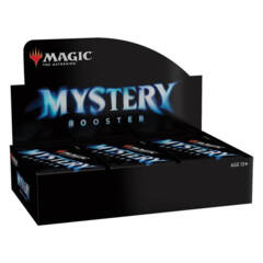 Magic the Gathering Mystery Booster Box 24 Count