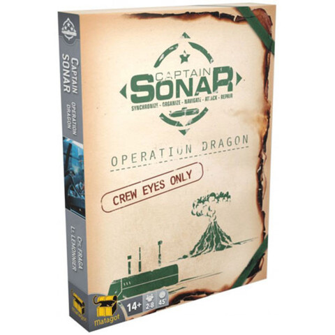 Captain Sonar Operation Dragon