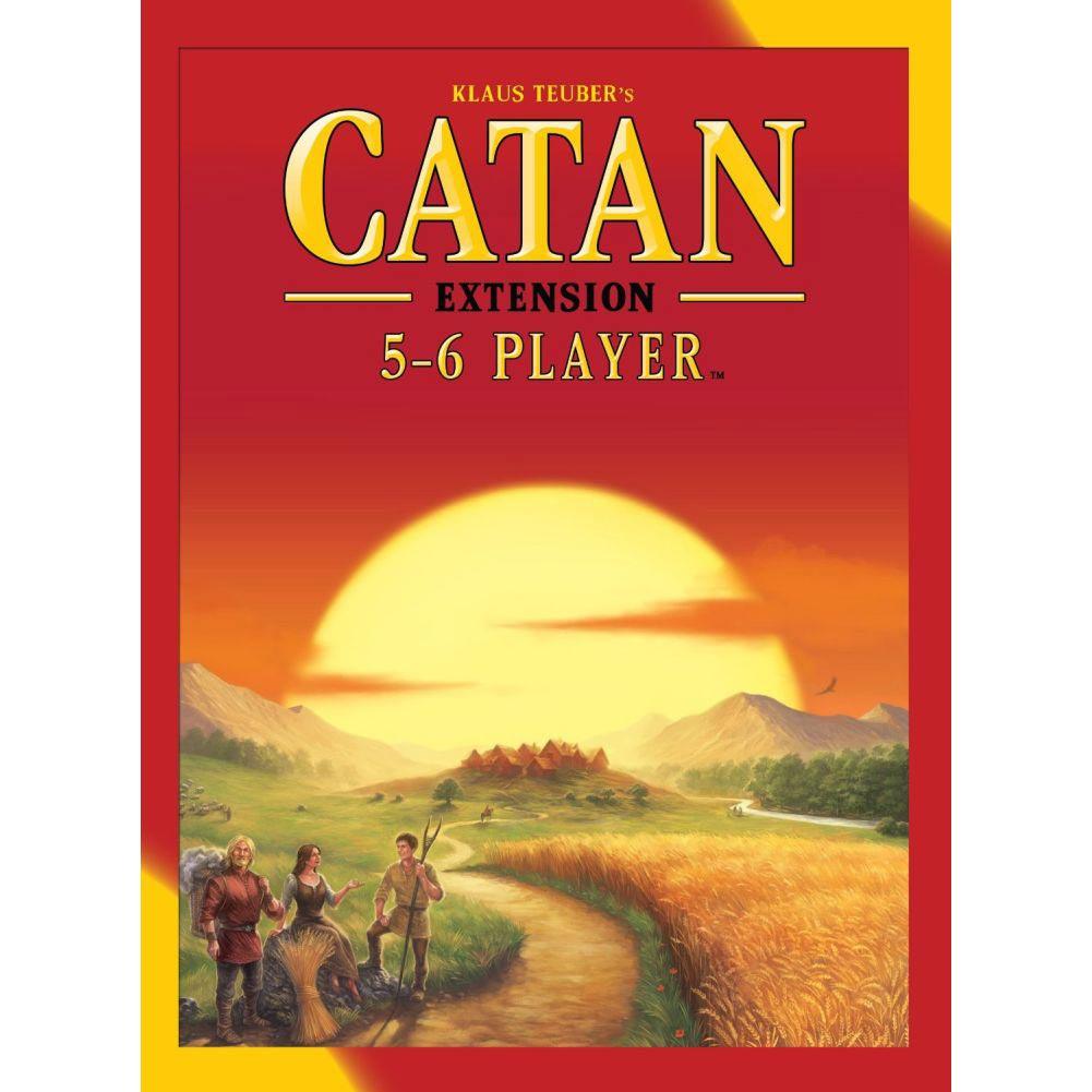 Catan Extension