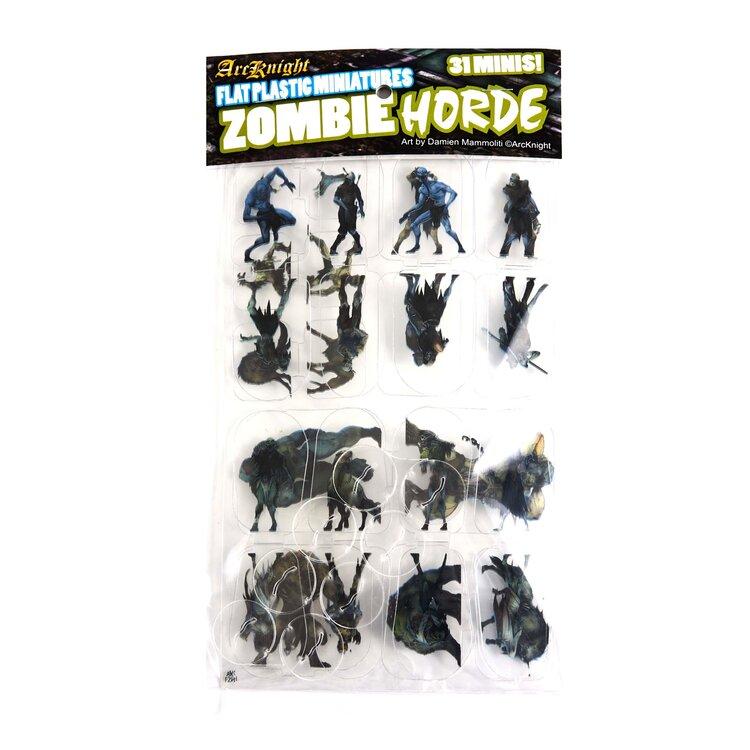 ArcKnight Miniatures: Zombie Horde