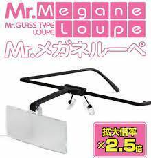 Mr. Megane Loupe