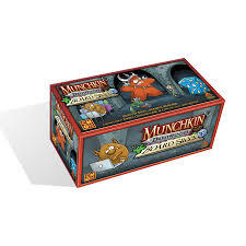 Munchkin Dungeons: Board Silly