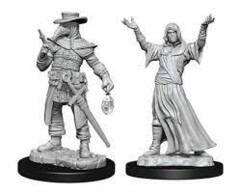 Plague Doctor & Cultist