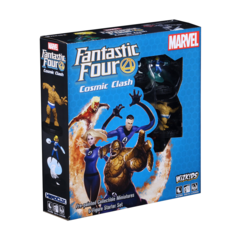 Heroclix Fantastic Four Cosmic Clash Starter Set