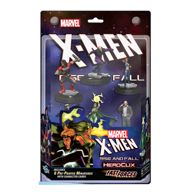 X-Men Rise & Fall Fast Forces