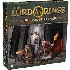 Lord of the Rings: Journeys Into Middle Earth Shadowed Paths Expandsion