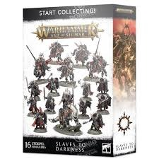 Start Collecting! Age of Sigmar Slaves to Darkness