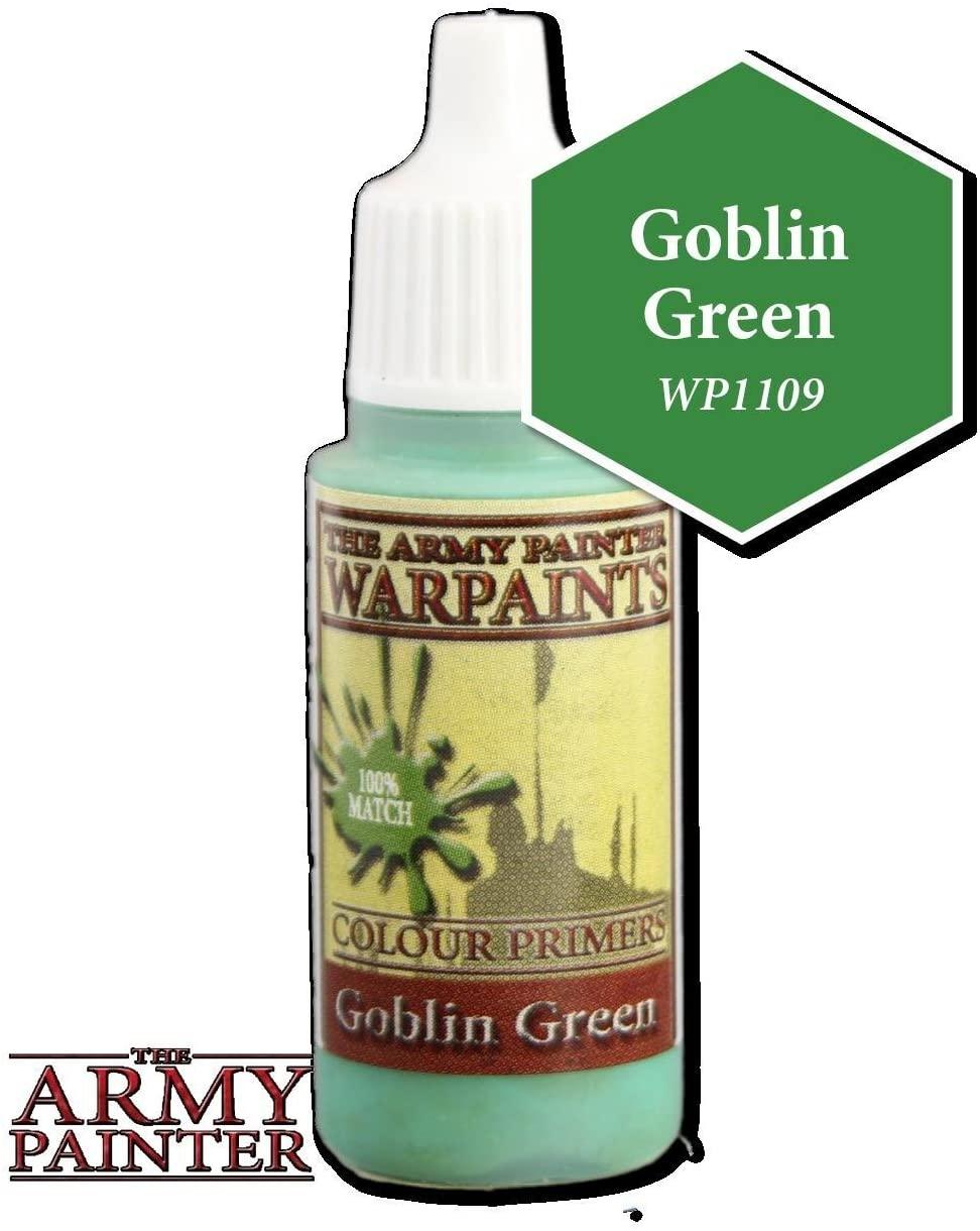 Army Painter Warpaints Goblin Green