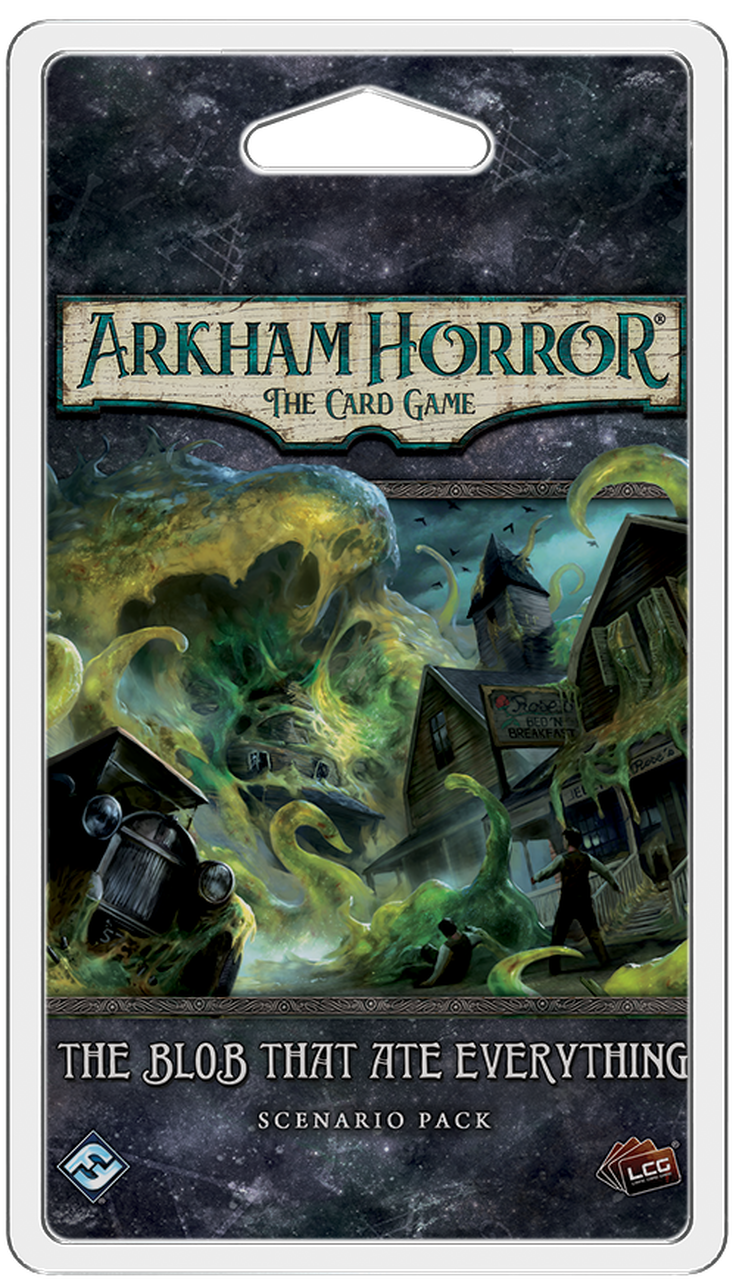 Arkham Horror TCG The Blob that ate Everything Scenerio Pack