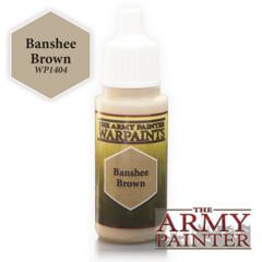 Army Painter Warpaints Banshee Brown