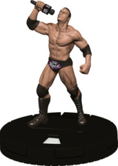 Heroclix WWE The Rock