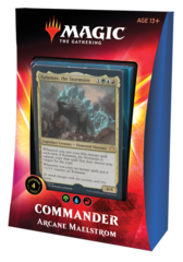 Ikoria - Commander 2020 (Arcane Maelstrom)