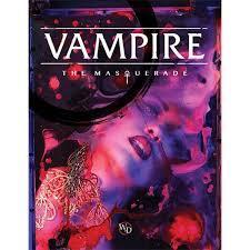 Vampire the Masquerade 5E