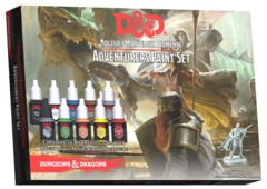 D&D Nolzur's Marvelous Pigments Adventures Paint Set
