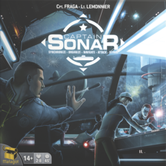 Rental Captain Sonar