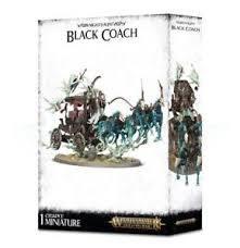 Age of Sigmar Nighthaunt Black Coach