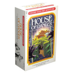 House of Danger Choose your own Adventure Rental