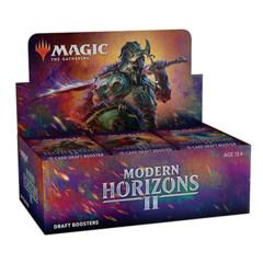 Magic the Gathering Modern Horizons 2 Draft Box