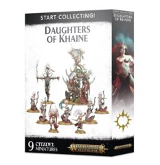 Start Collecting! Age of Sigmar Daughters of Khaine