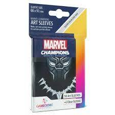 Marvel Champions Black Panther Sleeves