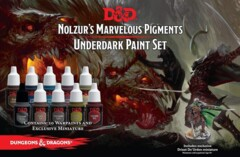 D&D Nolzur's Marvelous Pigments Underdark Paint Set