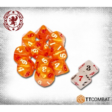 Carnevale Gifted Dice
