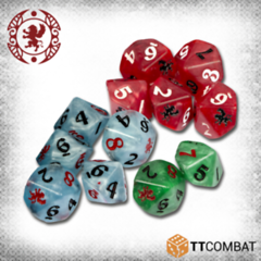 Carnevale Quick Play Dice
