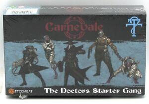 Carnevale Doctors Starter Gang
