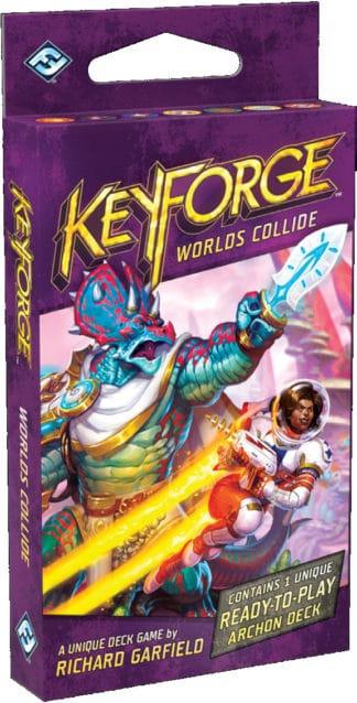 Keyforge Worlds Collide Booster