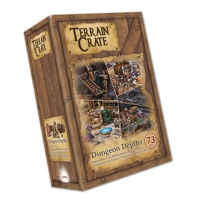 Terrain Crate Dungeon Depths Crate