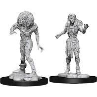 Nozlur's Drowned Assassin & Drowned Ascetic