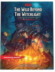 D&D The Wild Beyond the Witchlight Book