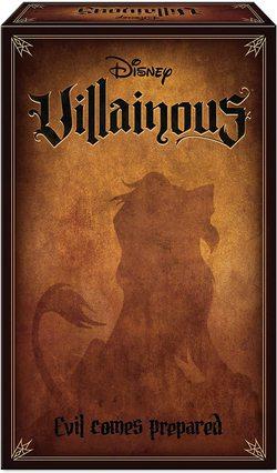 Villainous Evil Comes Prepared