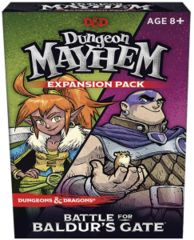 Dungeon Mayhem Battle for Baldur's Gate Expansion Pack
