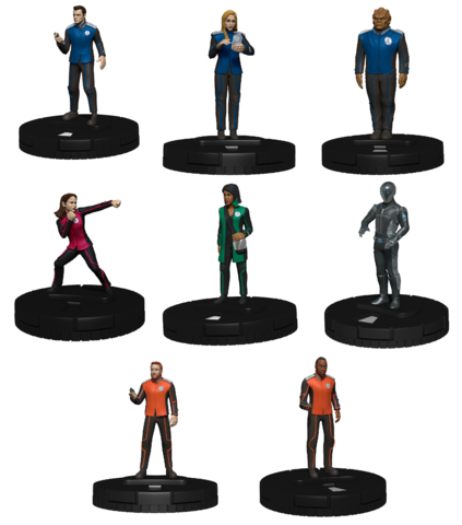 Heroclix The Orville 2-Player Starter Set