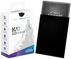 Katana Sleeves Standard 100 Count Black