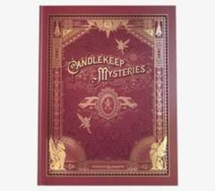 Dungeons and Dragons RPG: Candlekeep Mysteries Hard Cover - Alternate Cover