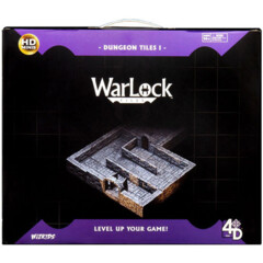 Warlock Tiles Dungeon Tile I