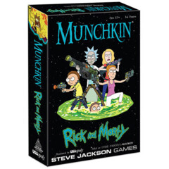 Munchkin Rick & Morty