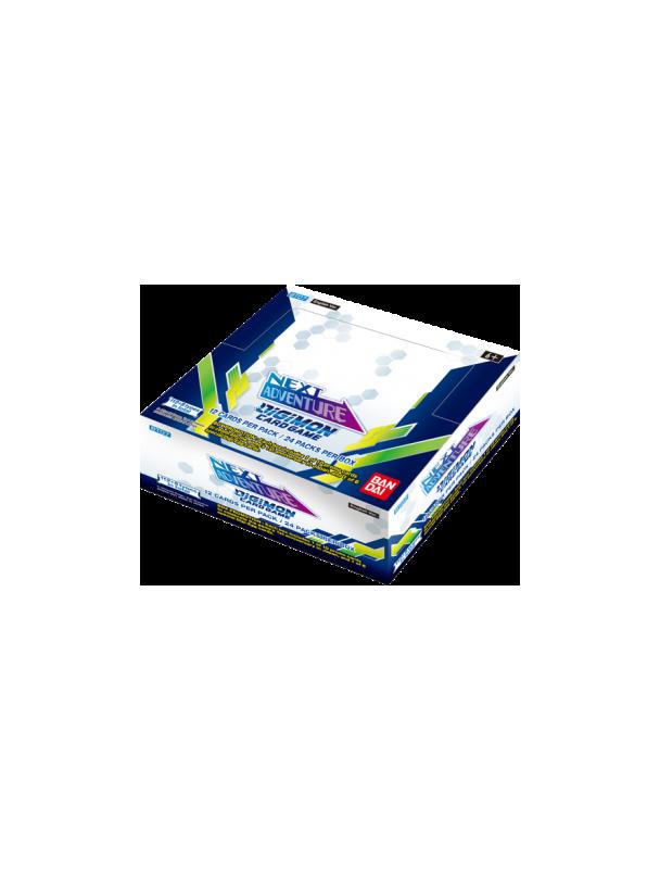 DIGIMON CARD GAME: NEXT ADVENTURE Booster BOX