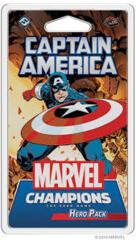 Marvel Champions TCG Captain America Hero Pack
